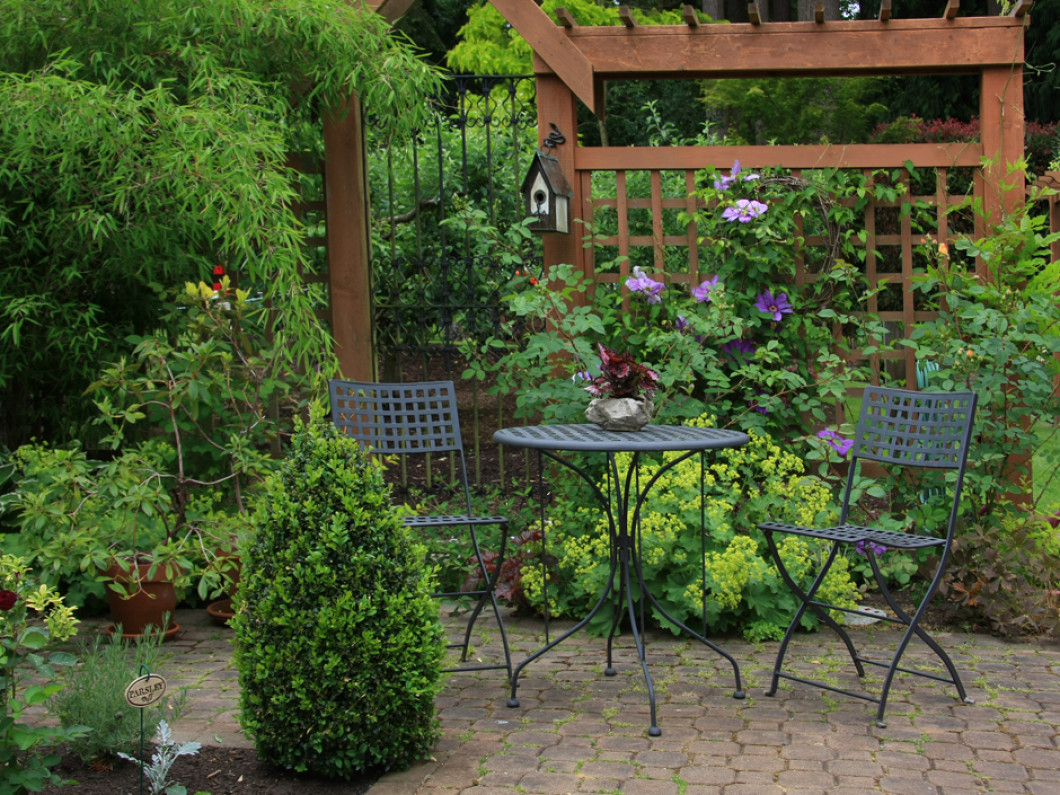 Build Something Beautiful in Your Outdoor Space
